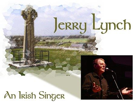 An Irish Singer - Jerry Lynch